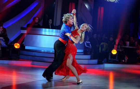 Do svého tance dali vše.