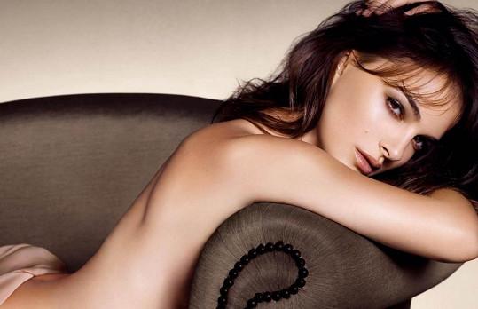 Portman propůjčila své jméno značce Dior.