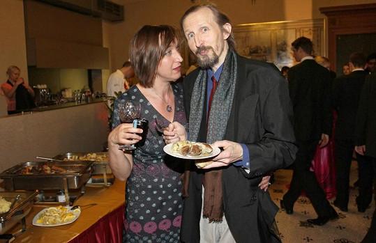 Vladimír Javorský s doprovodem