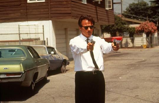 Harvey Keitel ve filmu Gauneři (1992)