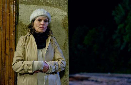 Jana Krausová jako utahaná maminka