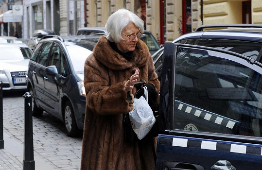 Maminka Vladimíra Čecha, Heda Čechová, zažívá jedny z nejtěžších životních chvil.