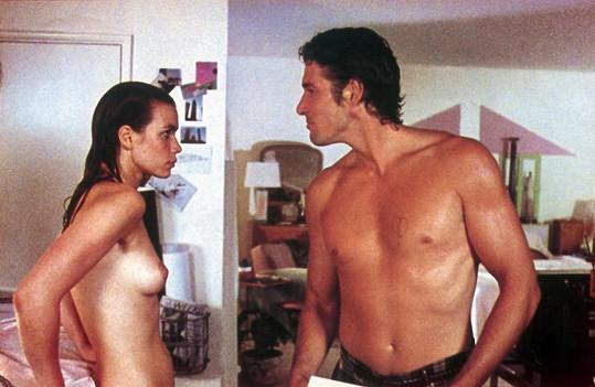 Hodně odhalené scény byly devízou filmu.