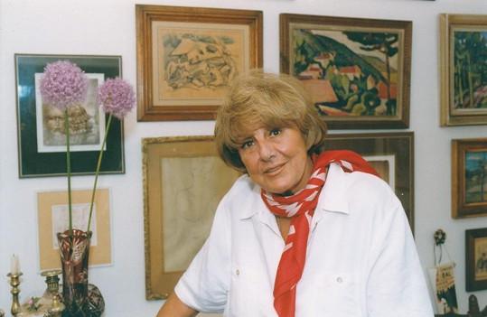 Judita Čeřovská patří k legendám.