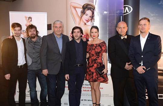 S kolegy z filmu