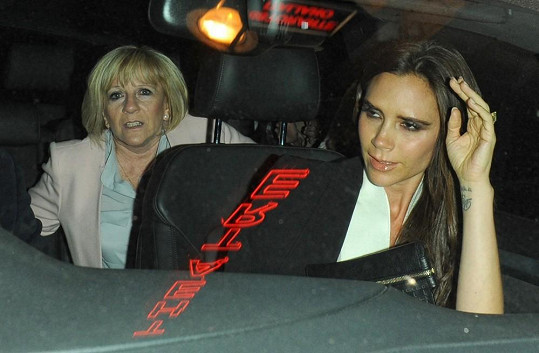 Victoria Beckham s Jackie