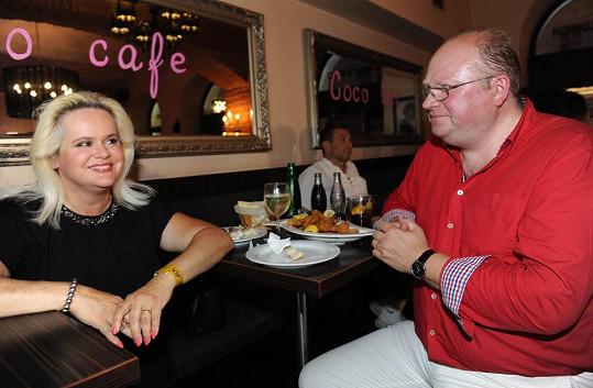 Monika Štiková doufá, že brzy uvidí Quentina.