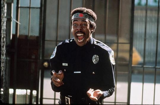 Michael Winslow v Policejní akademii