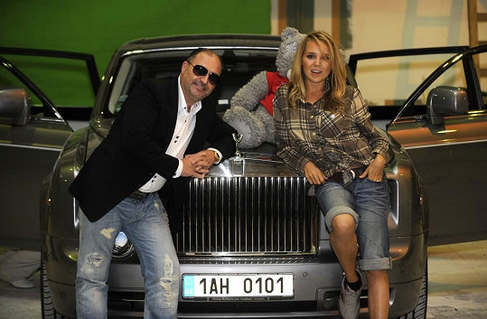 Michal David a Lucie Vondráčková jedou na společné turné.