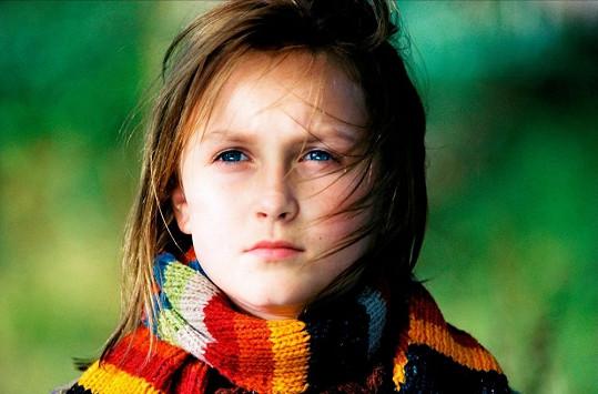 Herečka v roce 2005 jako Franny Roberts v mysteriózním snímku Boogeyman