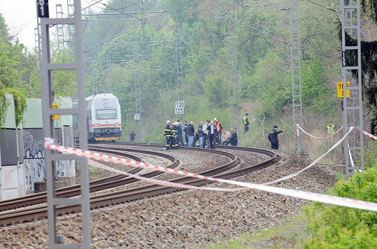Na místě neštěstí zasahovali policisté a hasiči.
