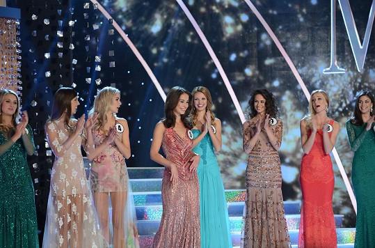 Nikola Buranská právě zjistila, že je novou Českou Miss Earth.