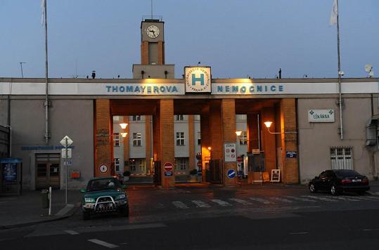 Nemocnice Krč