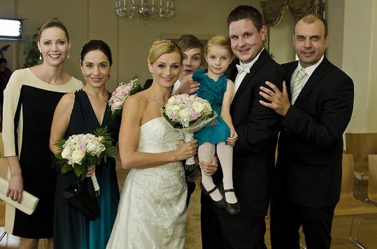 Kdo by si nepřál takovou nevěstu?