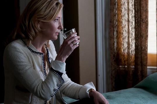 Ve filmu Jasmíniny slzy si zahrála duševně rozervanou ženu.