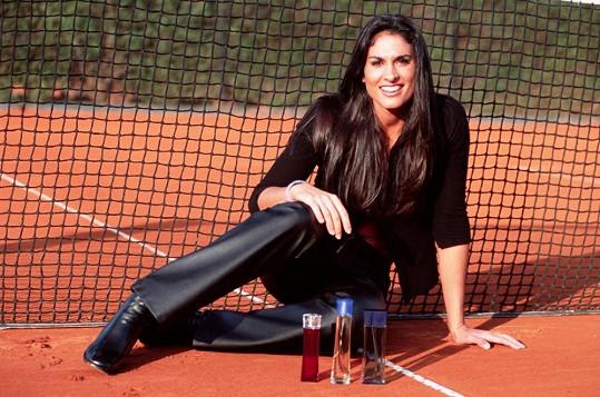 Sabatini po ukončení aktivní tenisové kariéry uvedla na trh několik parfémů.