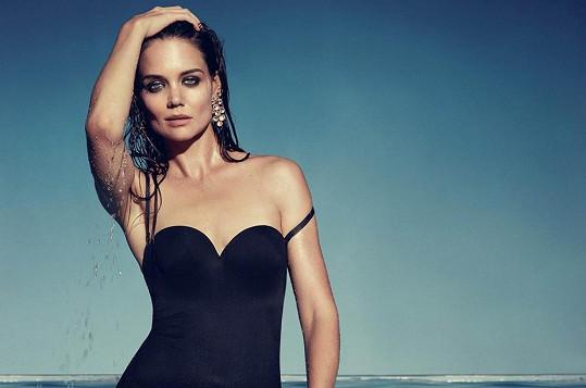 Americká herečka by se mohla živit jen modelingem.