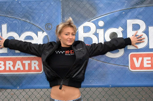 Renata Kajdžas v soutěži Big Brother (2004).