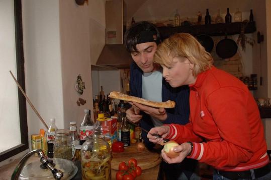 Vaření se Zdeňkem Podhůrským
