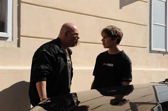 S producentem Pavlem Páskem alias Džordžínem
