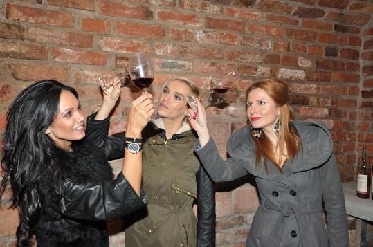 Gabriela Dvořáková, Hana Mašlíková a Romana Pavelková