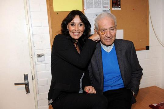 Heidi se svým mužem Ivo Pavlíkem