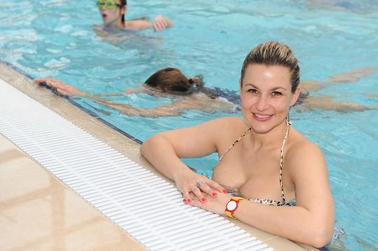Monika Marešová si v Tatrách užívala holčičí víkend bez dětí i partnera.