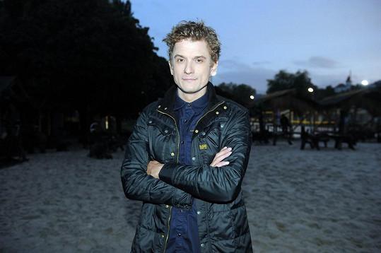 Tomáš Měcháček hrál například v seriálu Ulice či Svatby v Benátkách.