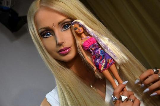 Valeria a její idol.