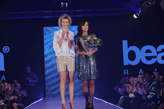 Beata Rajská představila nové modely.