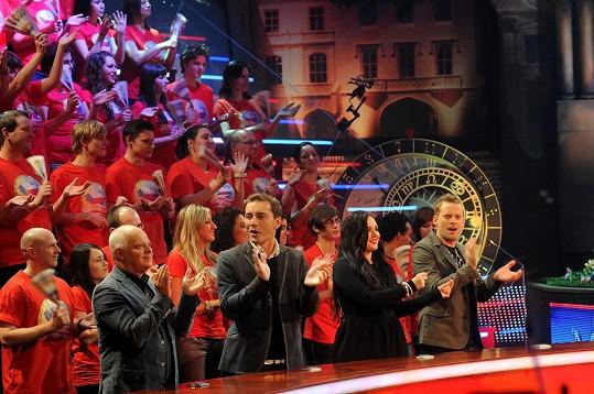 Hvězdní soutěžící se v pořadu Máme rádi Česko pořádně zapotili.