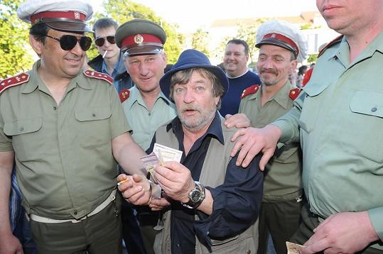 Roman Skamene skončil ve spárech VB.
