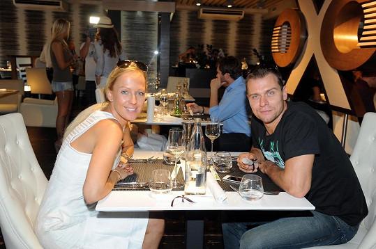 Zuza Belohorcová s manželem Vlastou Hájkem se na druhého potomka moc těší