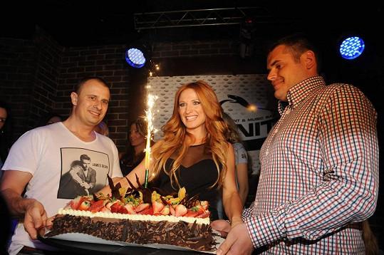 Romanin dort vypadal úžasně.