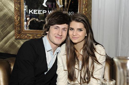 Martin a Tereza byli jako dvě hrdličky.