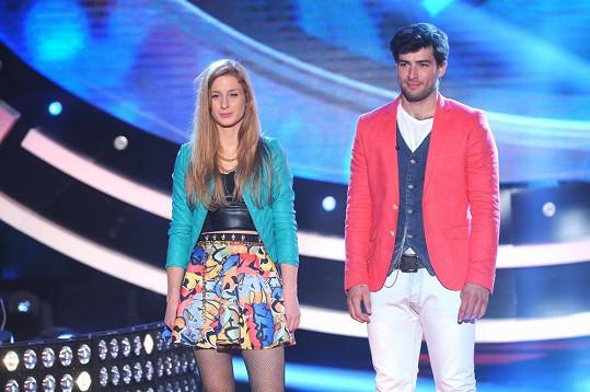 Mezi Sabinou a Štefanem se rozhodne o vítězi SuperStar.