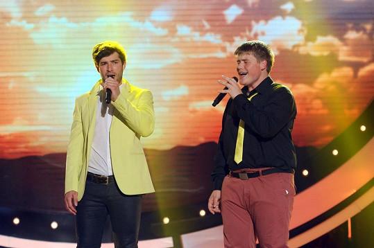 Adam Kukačka a Štefan Pčelár se drsně pohádali.