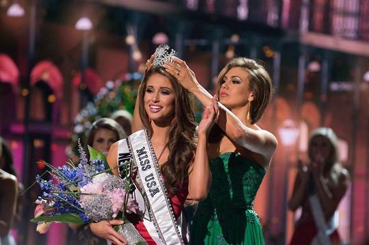 Nia Sanchez je novou Miss USA.