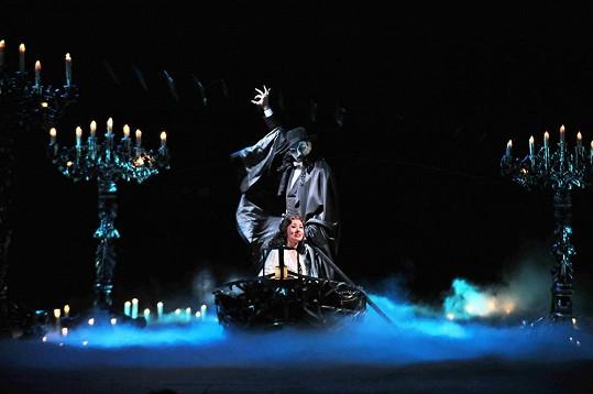 Tak vypadá Fantom Opery v Singapuru.