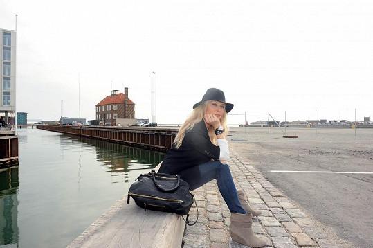 Simona v Kodani