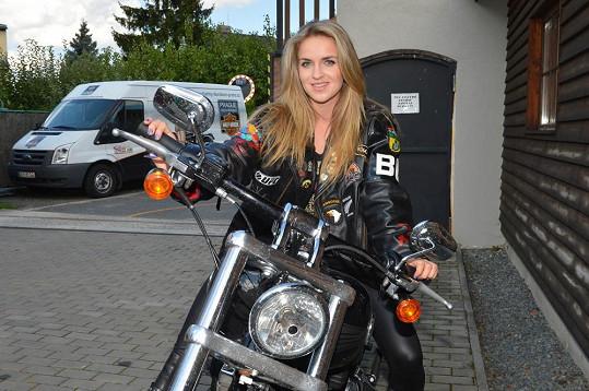 Rockerka Gunčíková