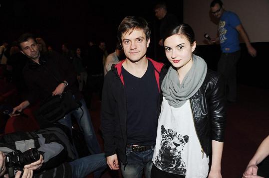 Jirka a Eva jsou hezký pár.