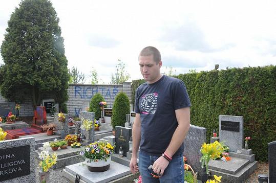 Josef Rychtář mladší je rozlícený a věří, že viníka dopadnou.
