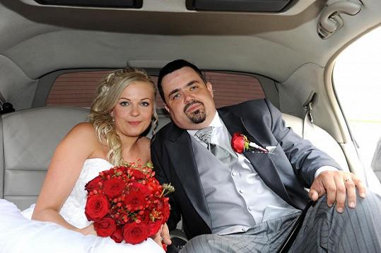 Pavel a Veronika Novotní.