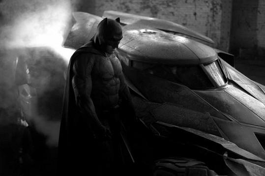 První ochutnávka z filmu Batman vs. Superman