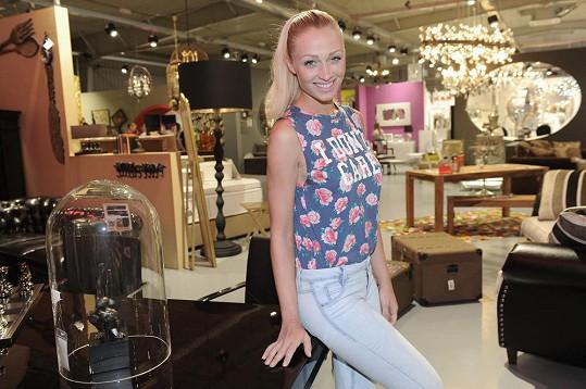 Veronika Kašáková vyrůstala v dětském domově, pak zabodovala v České Miss.