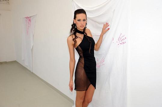 Kateřina Votavová hraje ve filmu Modelky s.r.o.