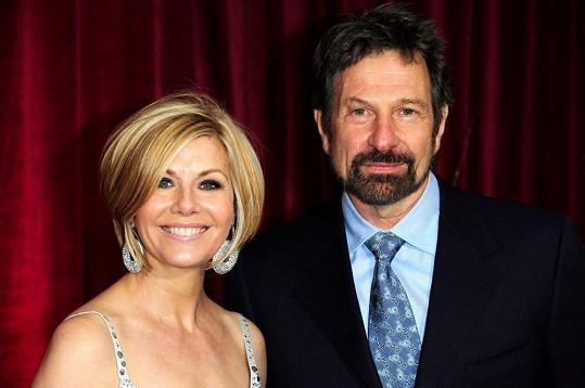 Pohledný pár v roce 2010.