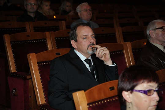 Otakar Brousek mladší vzpomíná na milovaného tátu.