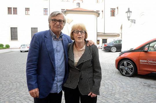 S Evou Zaoralovou, která je poradkyní pro programové složení.